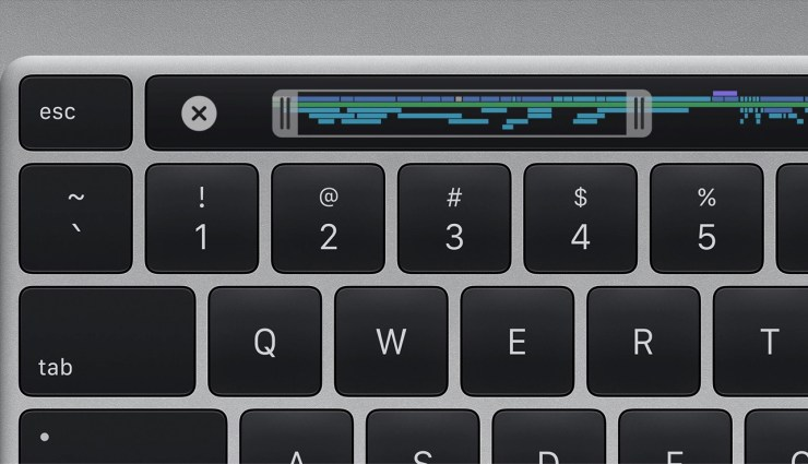 The escape key is back!