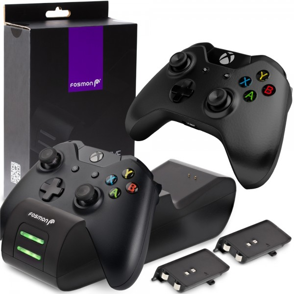 Gift a controller dock to keep controllers charged and the game area looking nice.