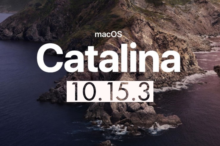 What you need to know about the macOS 10.15.3 update.
