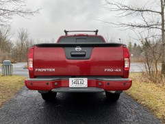 2019 Nissan Frontier Review - 1