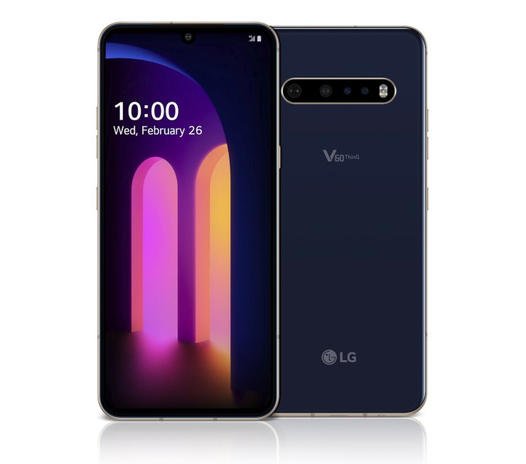 Wait for a Better & Bigger LG V60
