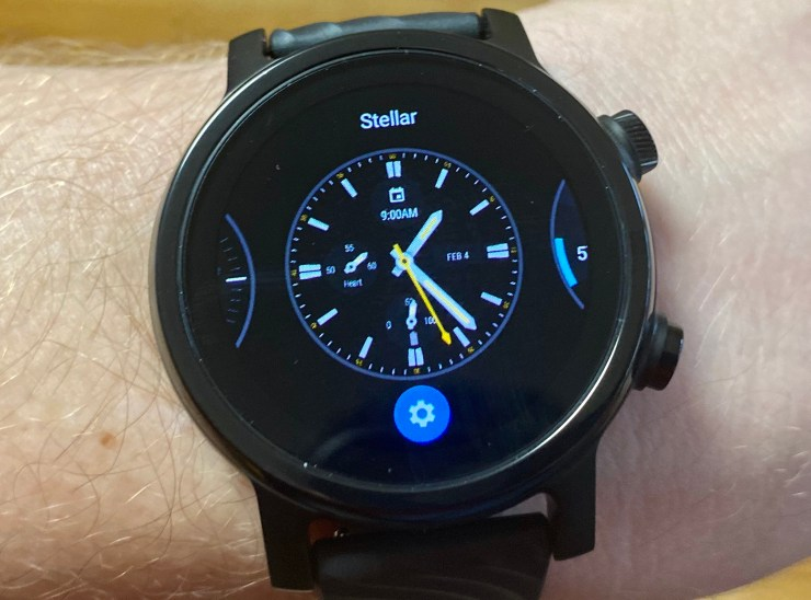 Change and Download Watch Faces