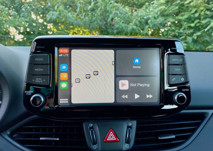 Install for Improvements to CarPlay