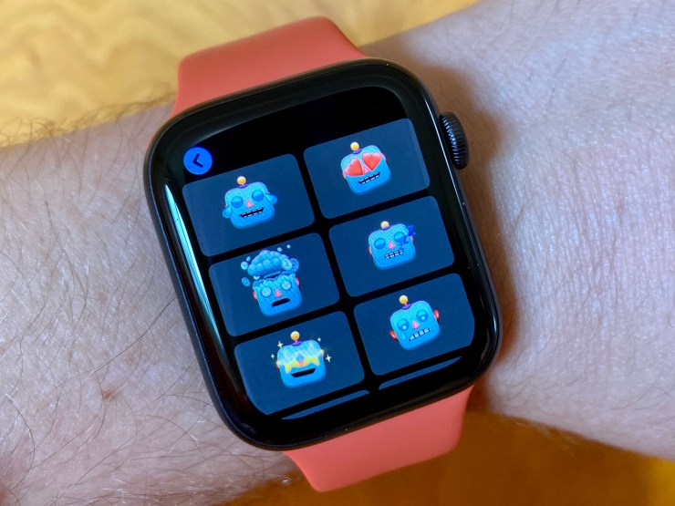 Send Memojis From the Apple Watch