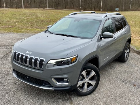 2020 Jeep Cherokee Review - 9