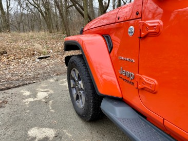 2020 Jeep Wrangler eTorque Review - 10