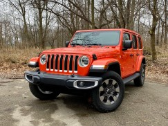 2020 Jeep Wrangler eTorque Review - 16