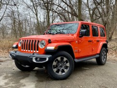 2020 Jeep Wrangler eTorque Review - 18