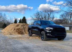 2020 RAM 1500 EcoDiesel Review - 13