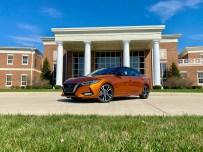 2020 Nissan Sentra Review - 4