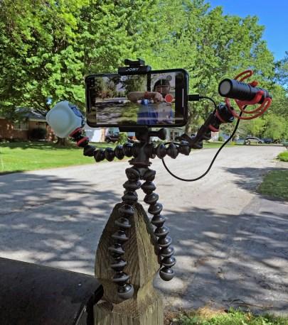Joby GorillaPod Mobile Vlogging Kit Review - 4