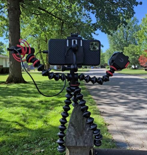 Joby GorillaPod Mobile Vlogging Kit Review - 5