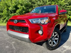 2020 Toyota 4Runner Review - 14