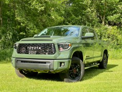 2020 Toyota Tundra TRD Pro Review - 13