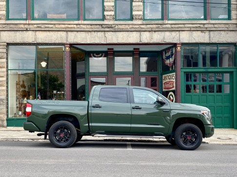 2020 Toyota Tundra TRD Pro Review - 3