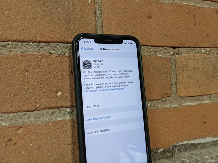 Install iOS 14.4 for New Emoji