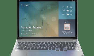 Alexa Show Mode- Lenovo IdeaPad Laptop