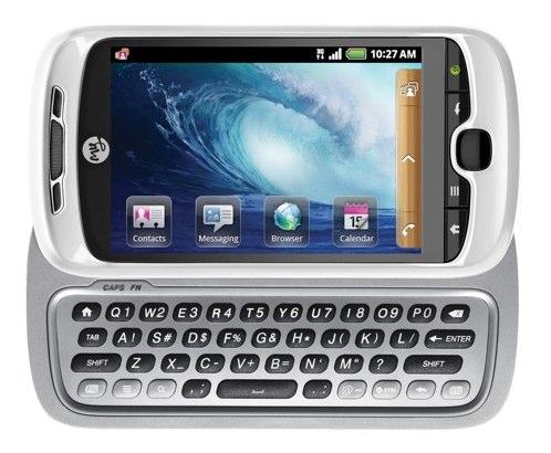 myTouch 3G Slide