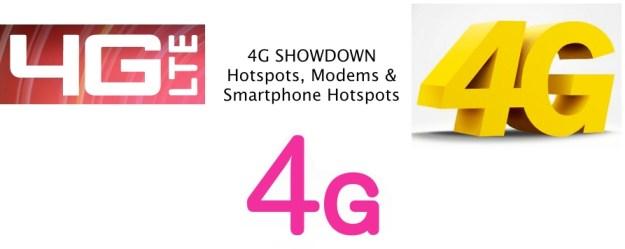 4G Hotspot and 4G USB Modem Showdown