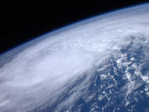 Hurricane Irene Space Image