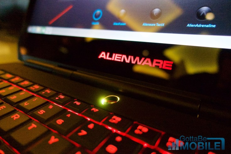Alienware 15 Gaming Laptop 2015 - 1-X3