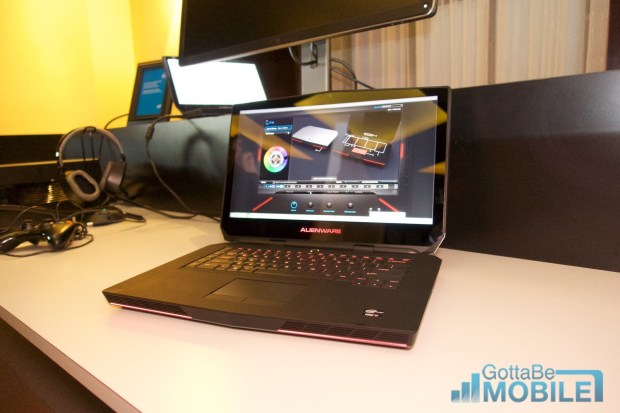 The Alienware 15 and  Alienware 17 notebooks are available today.