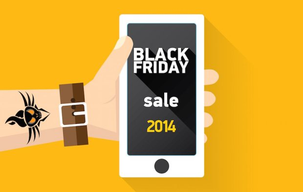 Use your iPhone or Android to shop Amazon Black Friday deals from the Thanksgiving dinner table.