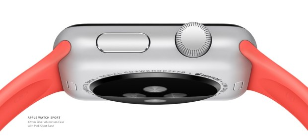 Expect a lot of Apple Watch accessories, but a small selection on day one.