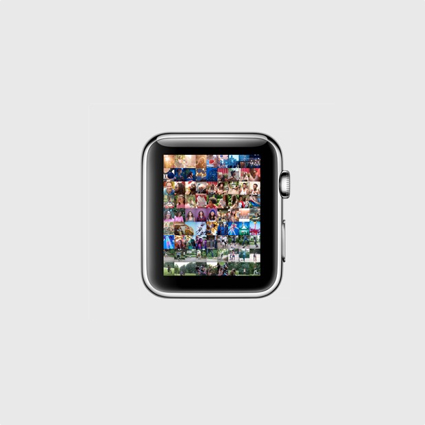 Look at Photos on Your Apple Watch