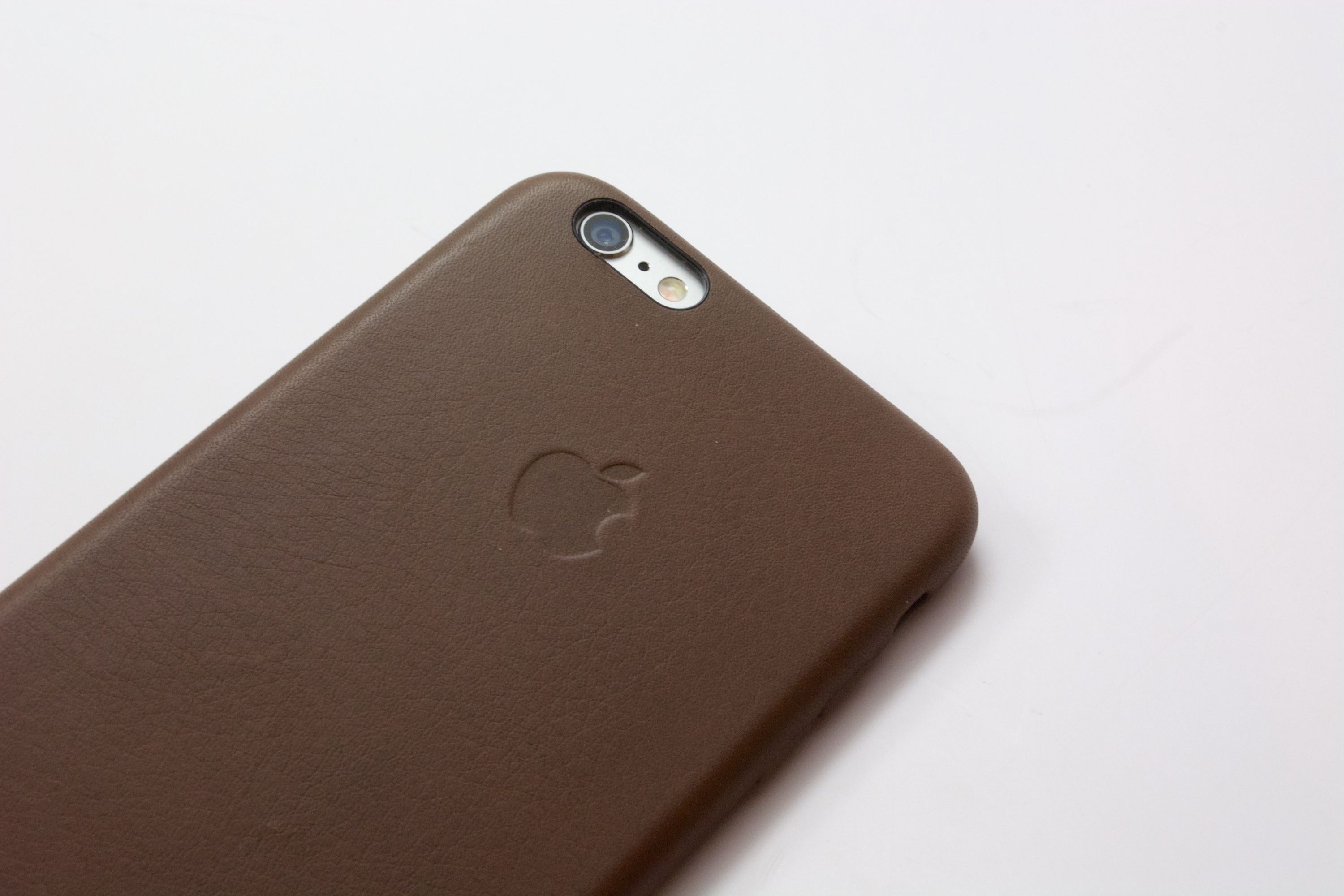 official iphone 6 leather case