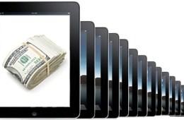 Apple ipad money maker