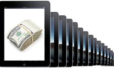 Apple ipad money maker