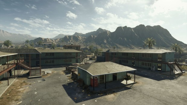 There are three Battlefield Hardline beta maps and modes.