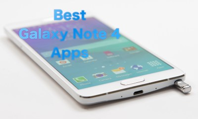Download the best Galaxy Note 4 apps today.
