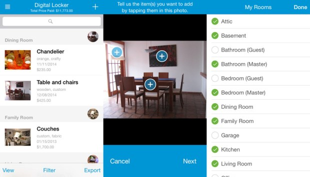 This is one of the best home inventory apps.
