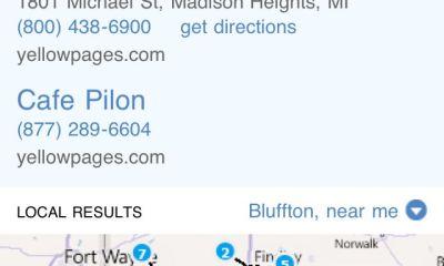 Bing Mobile App