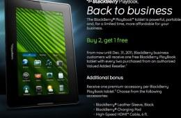 BlackBerry - PlayBook Order