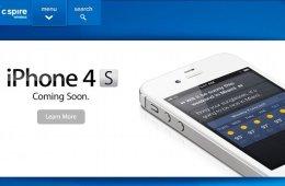 C Spire iPhone 4S