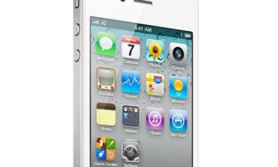 White iPhone 4 Coming April 28