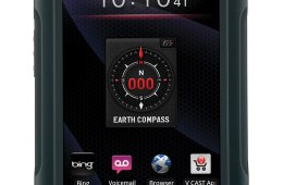 Casio GzOne Commando Android Smartphone - Verizon