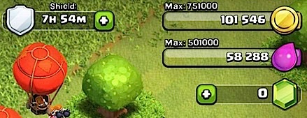 Don't use all of your Clash of Clans gems off the bat.