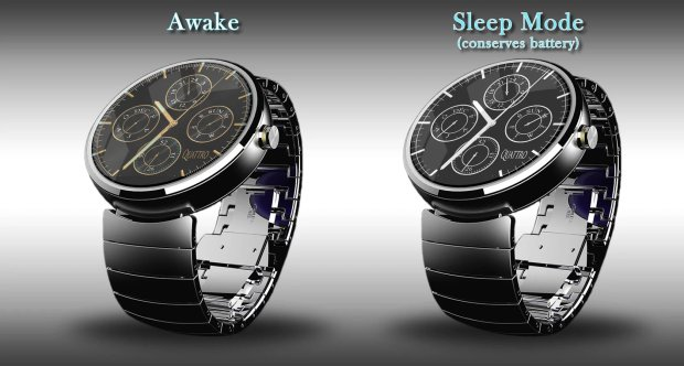 luxury watchfaces android wear