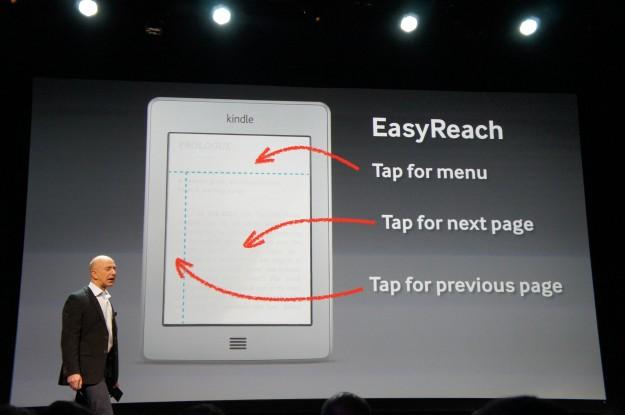 Amazon Touch EasyReach