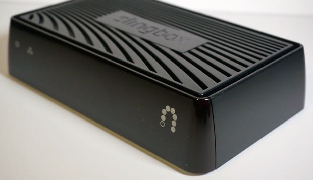 slingbox m1 front and right side