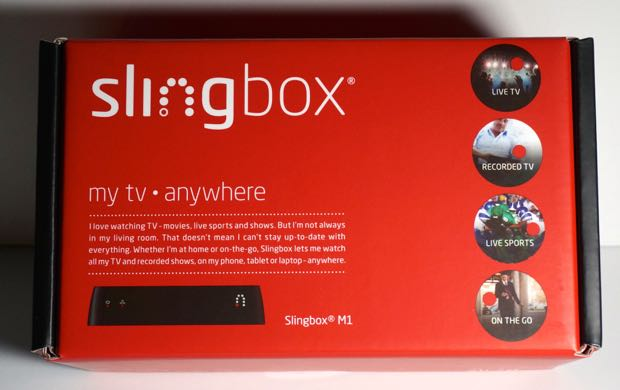 slingbox m1 retail box