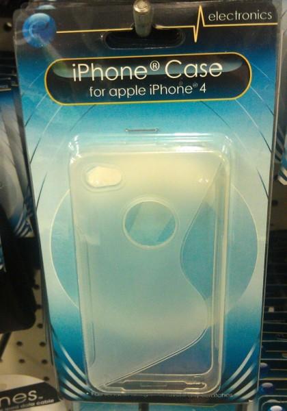 Dollar Store iPhone 4 case