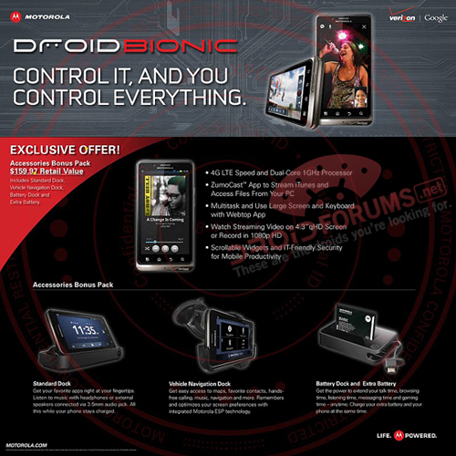 Droid Bionic Costco