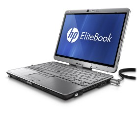 EliteBook 2760p - Front Right Open Cable