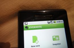 Evernote notification android 2