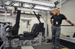 Ford Motion Capture testing